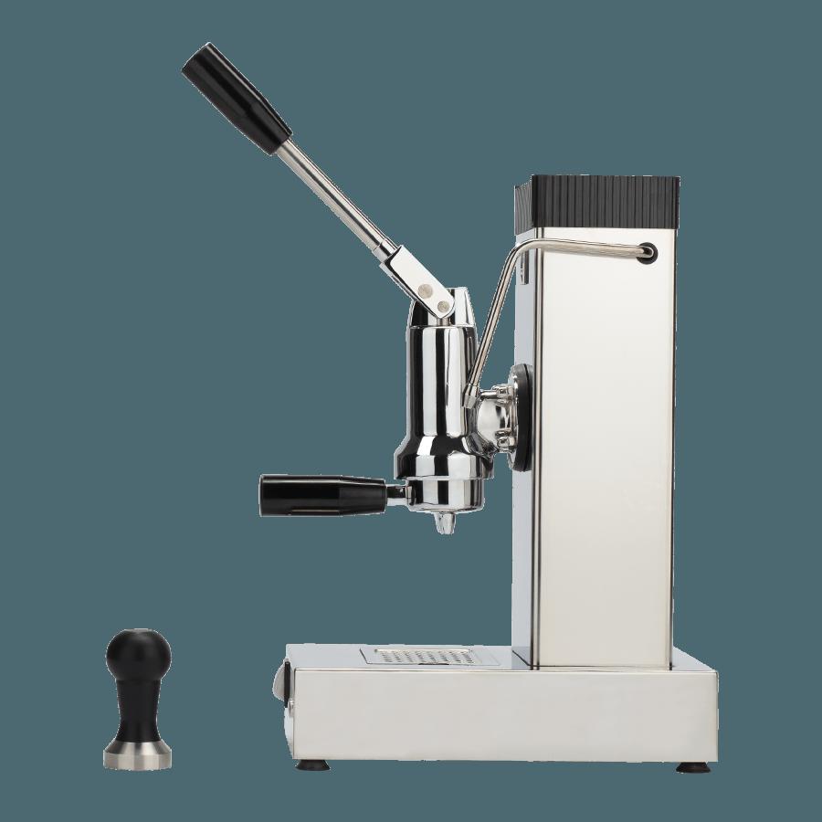 design macchine da caffè export argento