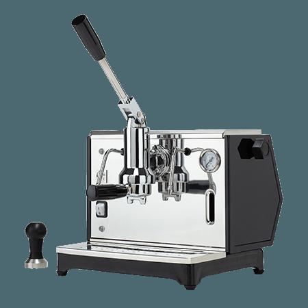 foto macchina caffè a leva espresso lusso 1 gruppo