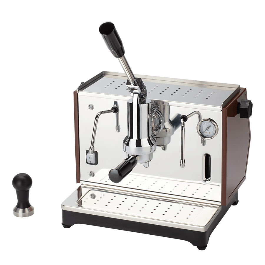manutenzione macchina da caffè a leva
