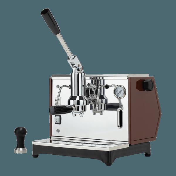 macchina per caffè a leva lusso 1 gruppo tabacco