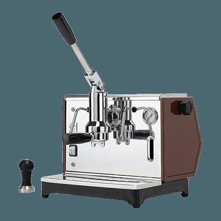foto macchina per caffè a leva espresso lusso 1 gruppo