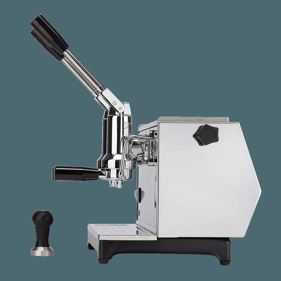 design macchine da caffè a due gruppi