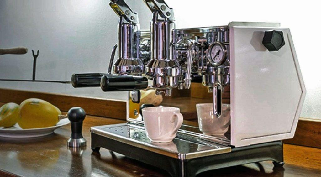 macchine caffè a leva professionale