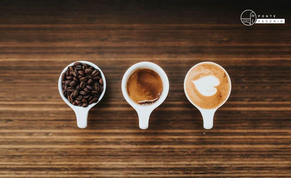 le fasi per preparare un caffè perfetto