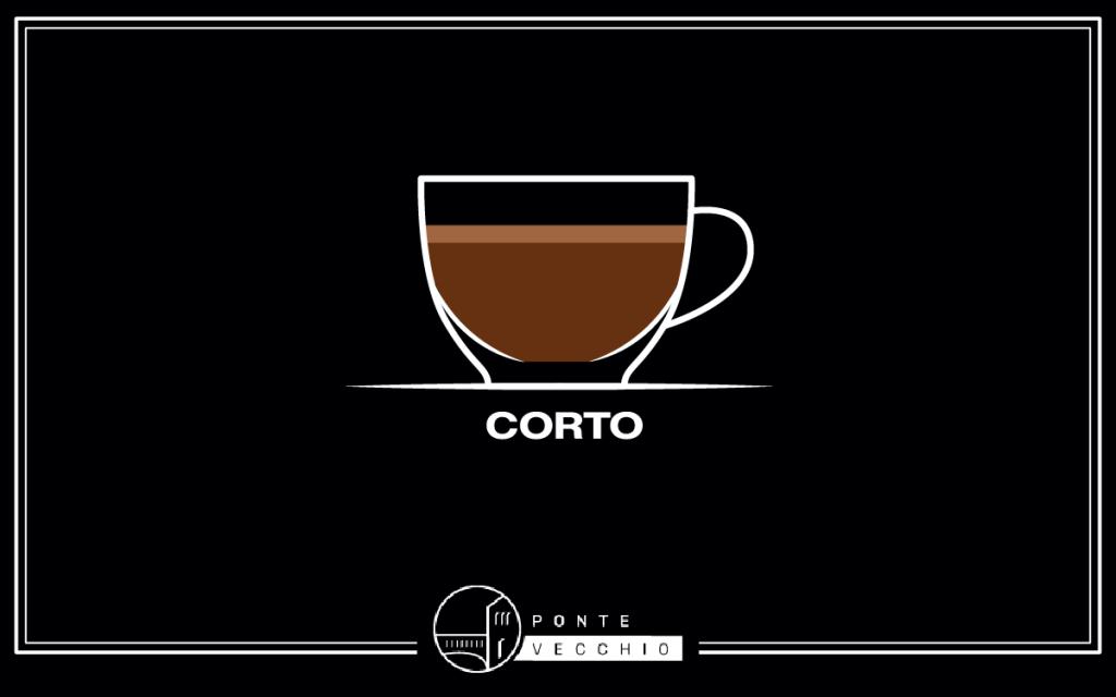 caffè corto