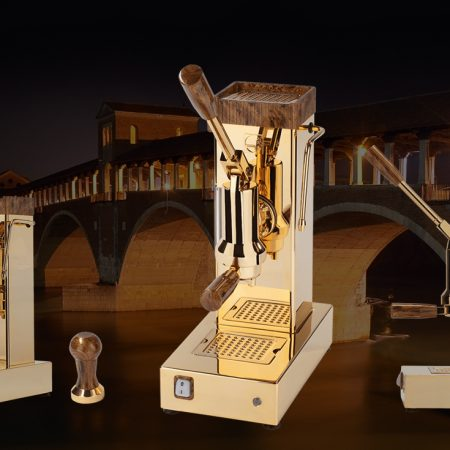 macchina da caffè oro pontevecchio