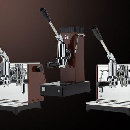 macchine da caffè a leva modelli design pontevecchio