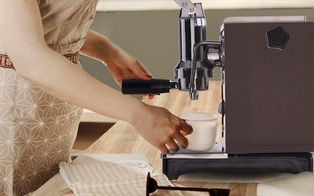 macchina da caffè espresso per la casa