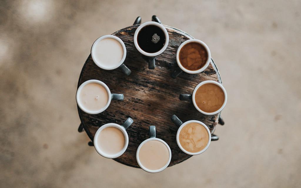 tipologie caffè espresso