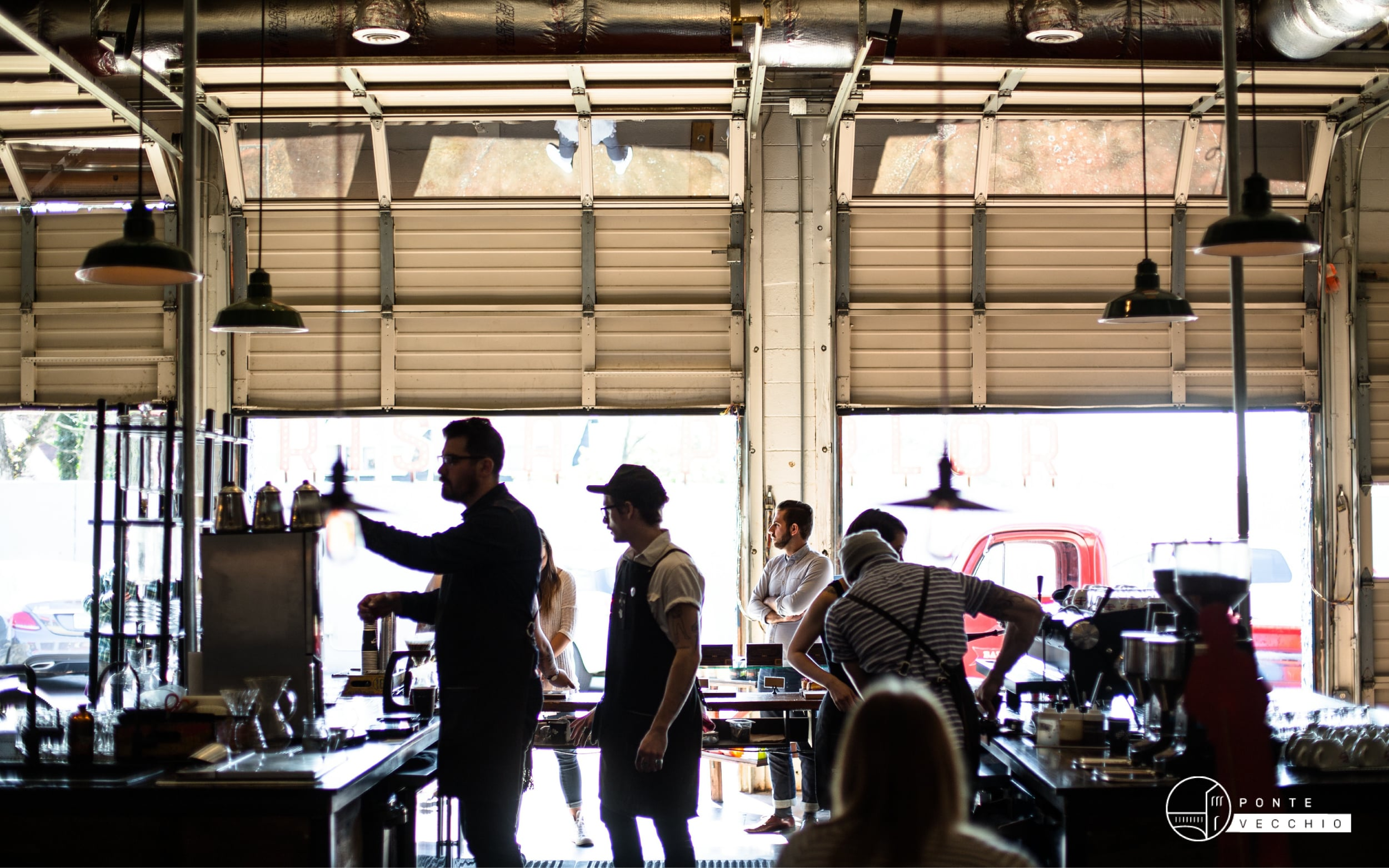 Is a lever coffee machine the right choice for a coffee bar?