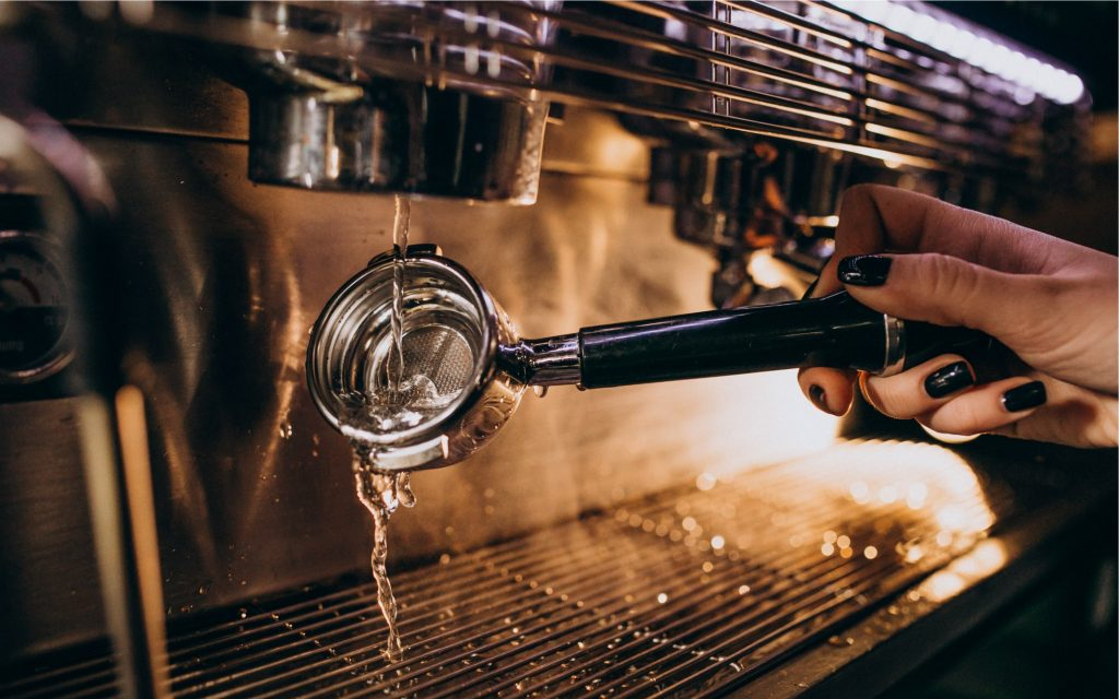 decalcificare la macchina del caffè