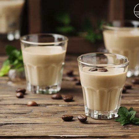 crema caffè senza la panna