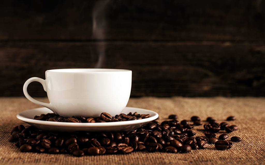 largest coffee drinkers in the world