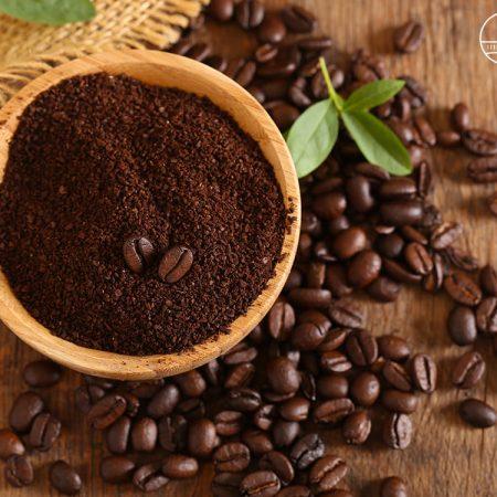 caffè macinato o in chicchi