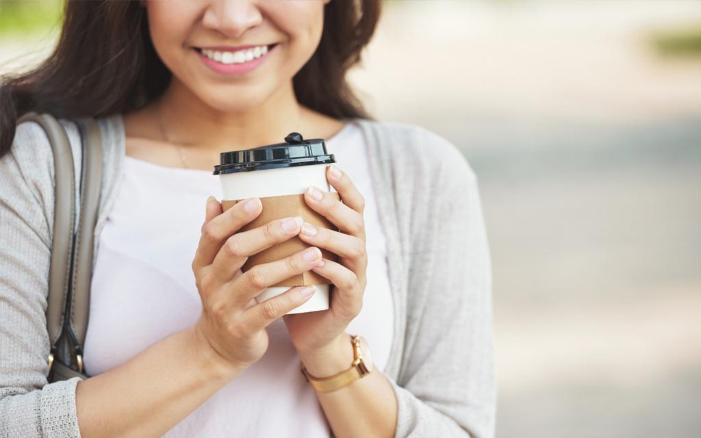 drink takeaway coffee