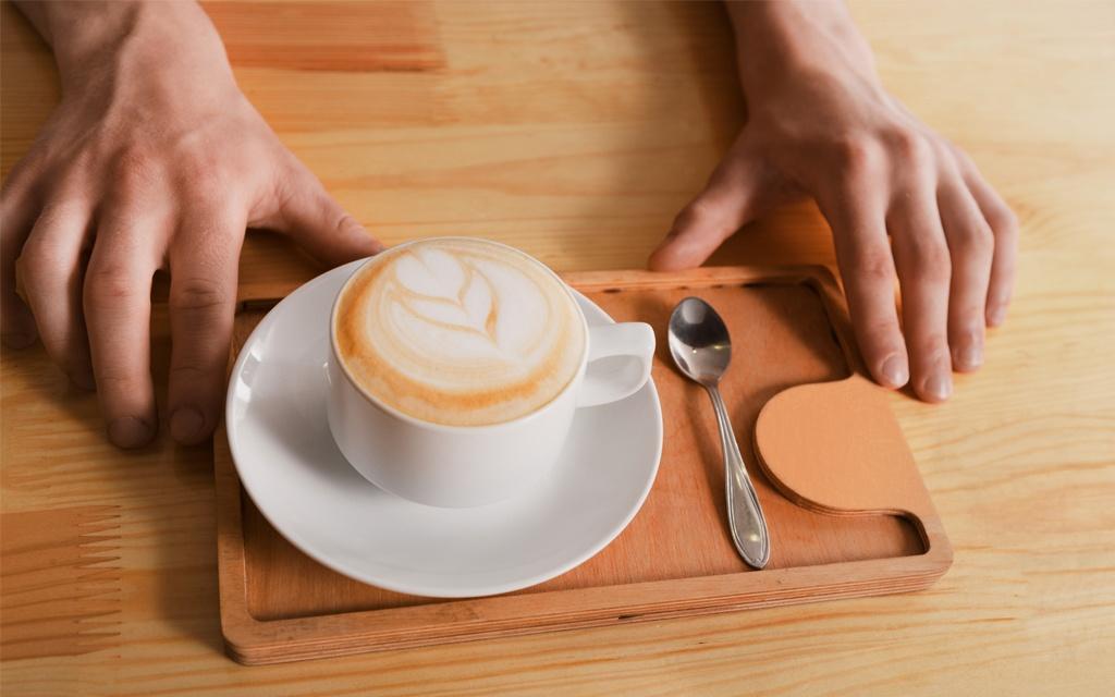 foto colazione cappuccino
