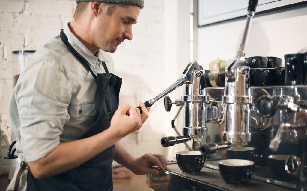 lever coffee machine for espresso