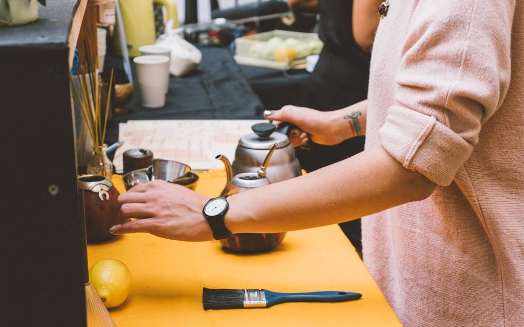 Servire correttamente il caffè al bar