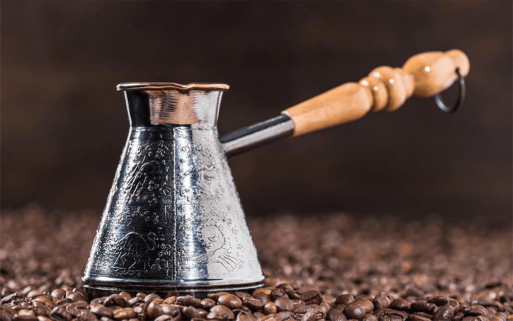 methods for extracting coffee