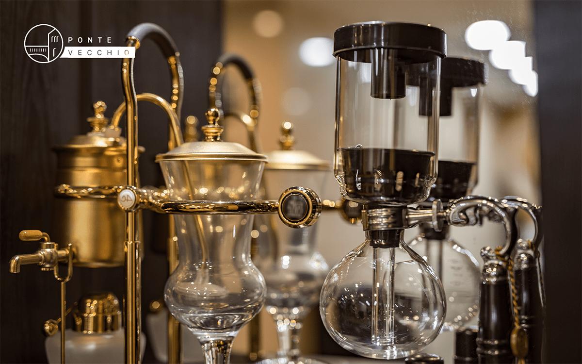 metodi estrazione del caffè