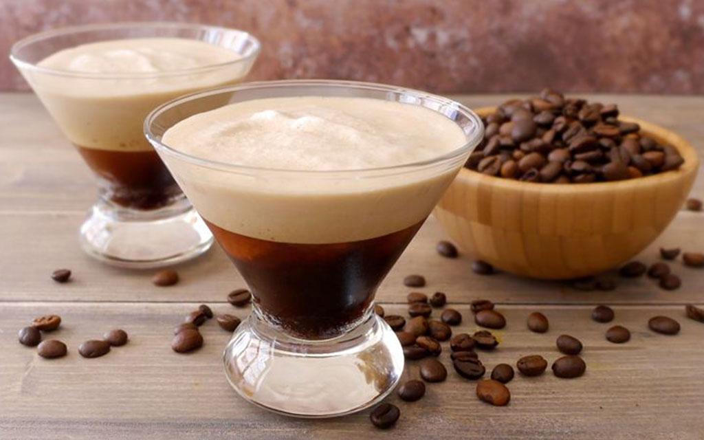 caffè shakerato at home