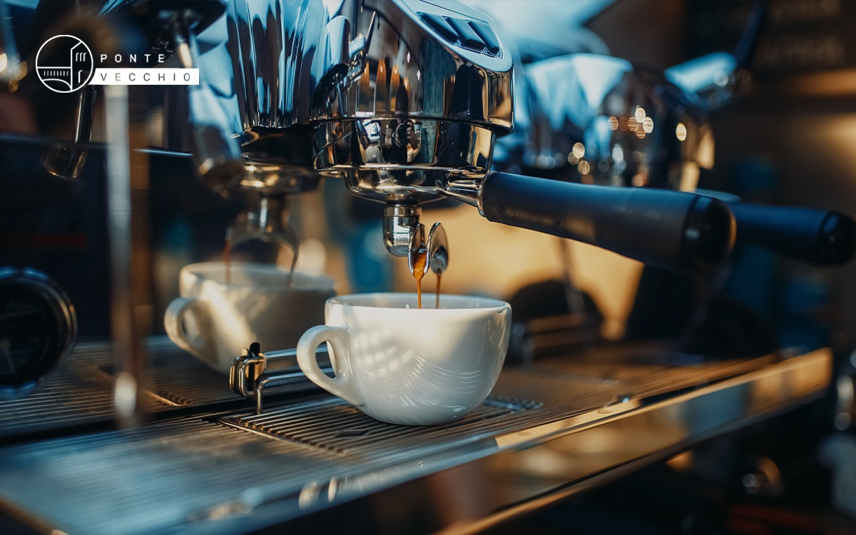 preinfusione caffè espresso