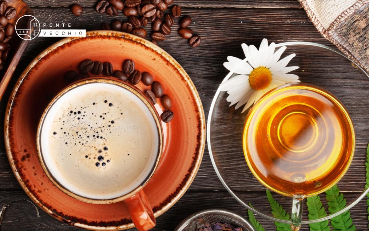 caffè vs tè