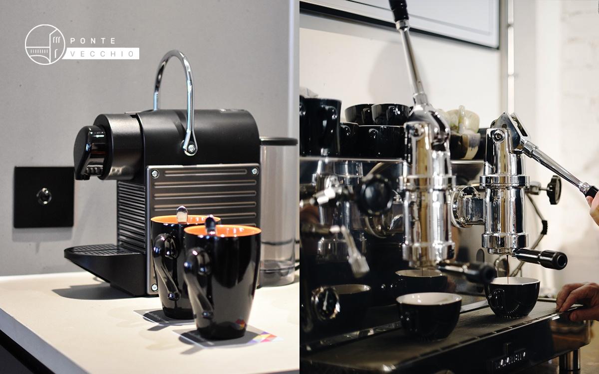 macchina caffè tradizionale o automatica