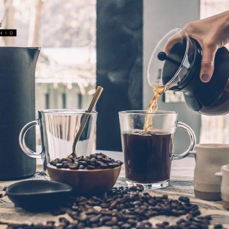 home bar caffè