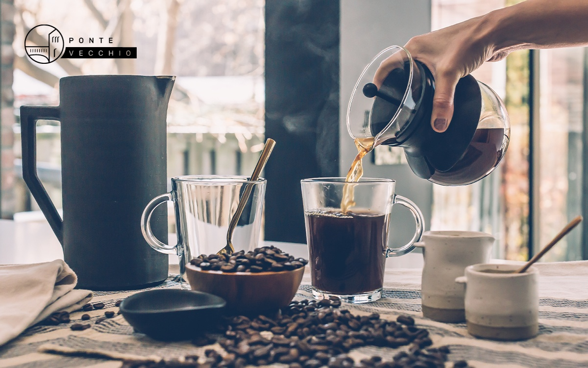Coffee home bar: 10 ideas to create it at home