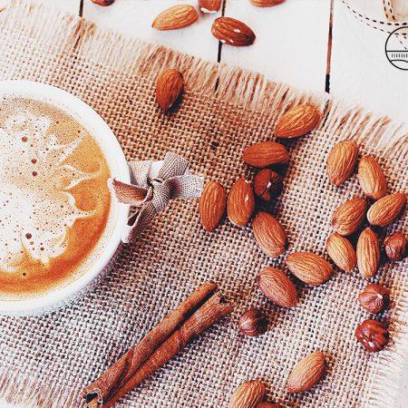 caffè e latte di mandorla ricetta