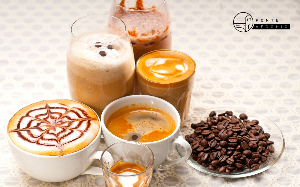 Coffee: several ways to order it at the bar