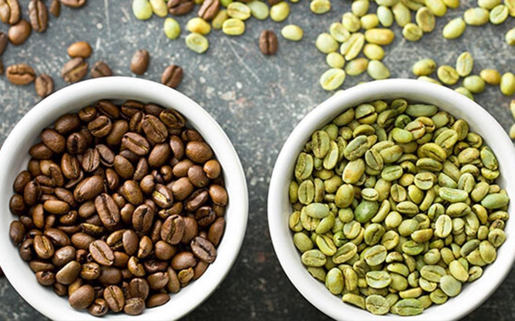 caffè verde vs caffè normale